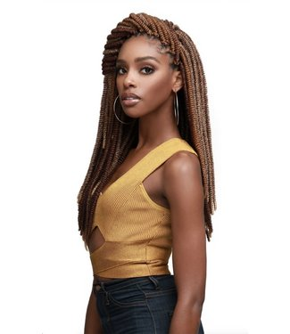 BOBBI BOSS BOMBA NUBIAN TWIST 18