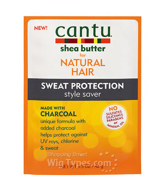 CANTU Sweat Protection Style Saver Carcoal