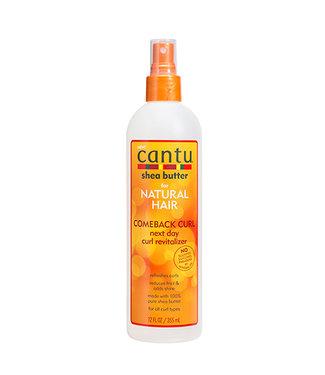 CANTU Natural Hair Comeback Curl Next Day Curl Revitalizer