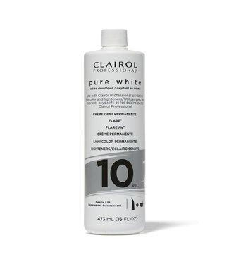 CLAIROL PROFESSIONAL Pure White Cream Developer 10