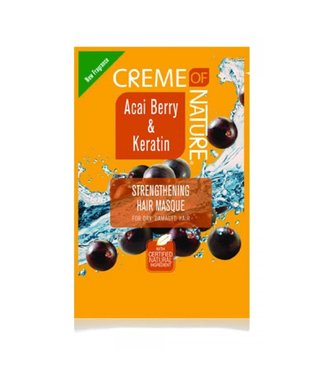 CREME OF NATURE Açai Berry & Keratin Hair Mask