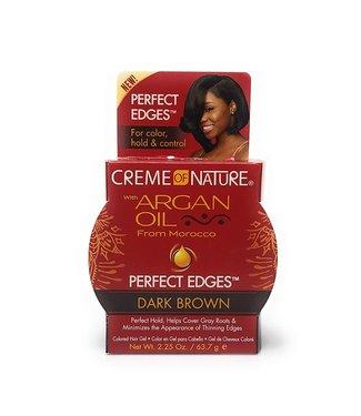CREME OF NATURE Perfect Edges - Dark Brown