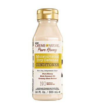 CREME OF NATURE Pure Honey Hydrating Dry Defence Conditioner