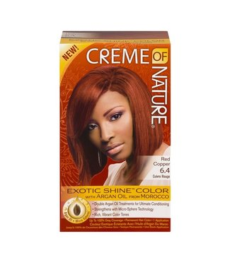 CREME OF NATURE Exotic Shine Red Copper