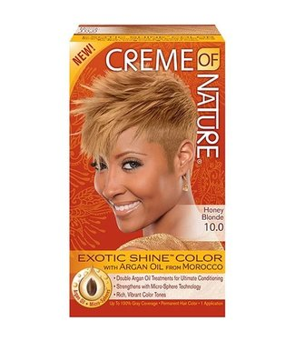 CREME OF NATURE Exotic Shine Honey Blonde