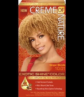 CREME OF NATURE Exotic Shine Ginger Blonde