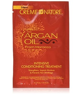 CREME OF NATURE Argan Oil Conditioning Treatment