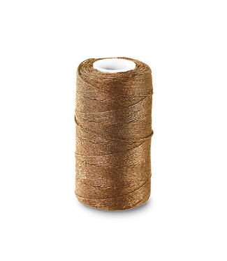 KIM & C Hair Weaving Thread  Cotton - Brown