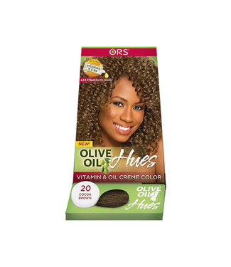 ORS Hair Colour - #20 Cocoa Brown
