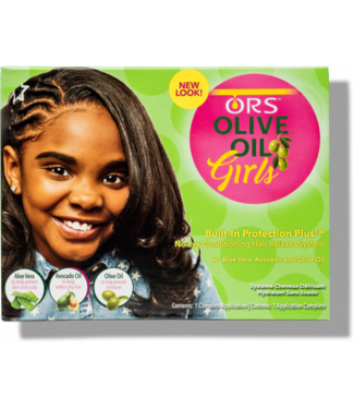 ORS Girls Relaxer System