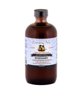 SUNNY ISLE Rosemary black castor oil