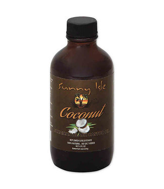 SUNNY ISLE Coconut black castor oil