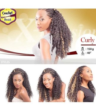 X-PRESSION COLLECTION Curly