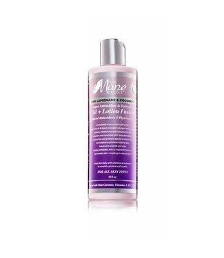 THE MANE CHOICE Pink Lemonade& Coconut Antioxidant&Hydration Body Oil&Lotion(10oz)
