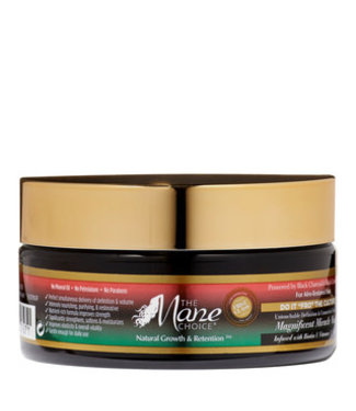 THE MANE CHOICE Do It FRO The Culture Untouched Definition&Unmatched Volume Magnificent Miracle Mask(8oz)