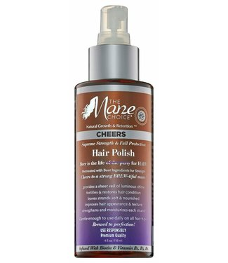 THE MANE CHOICE Cheers Supreme Strength & Full Protection Hair Polish (6oz)