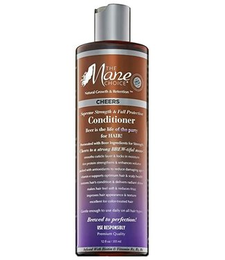 THE MANE CHOICE Cheers Supreme Strength & Full Protection Double Dose Conditioner(8oz)