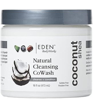 EDEN Bodyworks Coconut Shea  Natural Cleansing CoWash