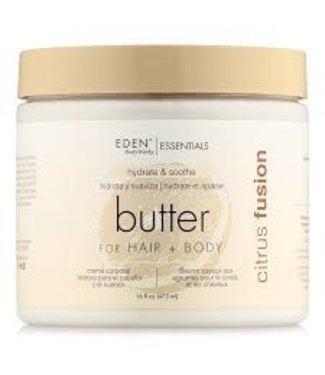 EDEN Bodyworks Citrus Fusion Hair + Body Butter