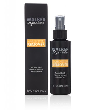 WALKER Signature Hair System Remover with Aloe Vera (4oz)