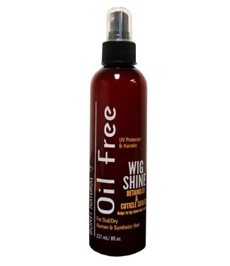 BONFI NATURAL Wig Shine Detangler & Cuticle Sealer