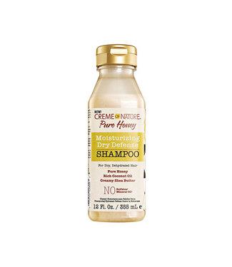 CREME OF NATURE Pure Honey Hydrating Dry Defense Shampoo (12oz)
