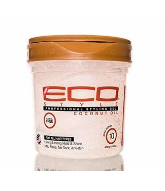 ECO STYLE Eco Styling Gel [Coconut Oil] (16oz)