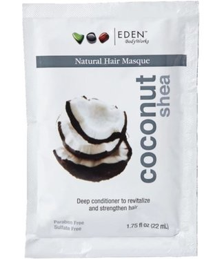 EDEN Coconut Shea Natural Hair Masque Packet (1.75oz
