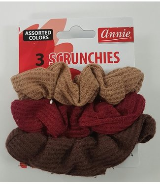 ANNIE Hair Scrunchies Assorted