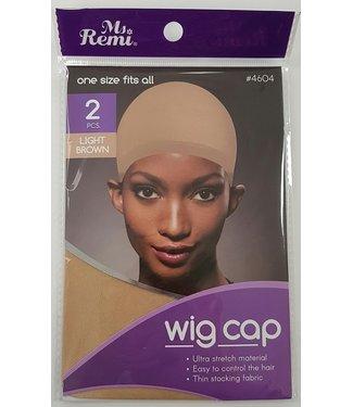 ANNIE Light Brown Wig Cap