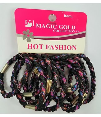 MAGIC GOLD COLLECTION Hi Fashion Ponytail Band