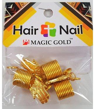 MAGIC GOLD COLLECTION Hair + Nail Gold Hand