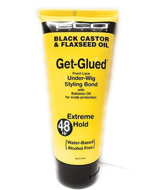 ECO STYLE Get- Glued Under Wig Styling Bond