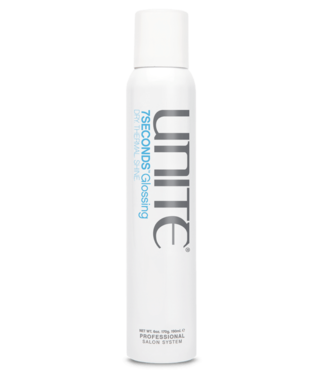 UNITE 7Seconds Glossing Dry Thermal Shine 6oz