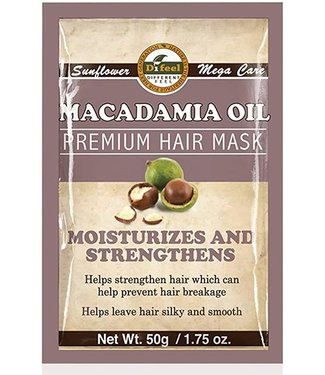 SUNFLOWER DIFEEL Premium Hair Mask - Macadamia Oil