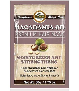 SUNFLOWER DIFEEL Premium Hair Mask - Macadamia Oil