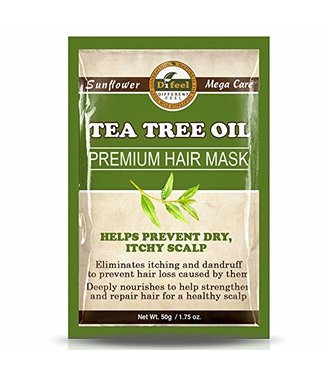 SUNFLOWER DIFEEL Premium Hair Mask - Tea Tree Oil