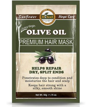 SUNFLOWER DIFEEL Premium Hair Mask - Olive Oil