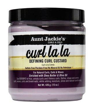 AUNT JACKIE'S Curl La La Defining Curl Custard Cream (15oz)