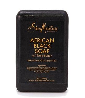 SHEA MOISTURE African Black Soap(8oz)