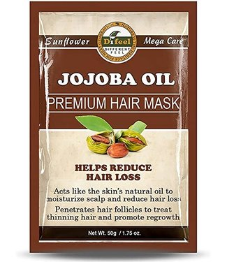 SUNFLOWER DIFEEL Premium Hair Mask - Jojoba Oil