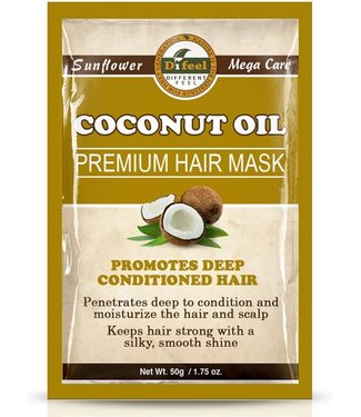 SUNFLOWER DIFEEL Premium Hair Mask - Coconut Oil
