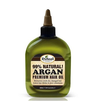 SUNFLOWER DIFEEL 99% Natural Blend Premium Hair Oil  - Argan Oil