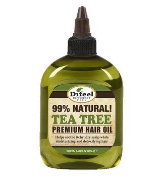 SUNFLOWER DIFEEL 99% Natural Blend Premium Hair Oil  - Tea Tree Oil
