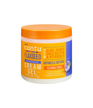CANTU Flaxseed Smoothing Cream Gel 16oz