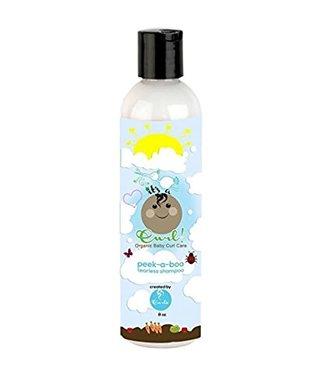 CURLS Organic Baby Cure Care Peek-A-Boo Tearless Shampoo (8oz)