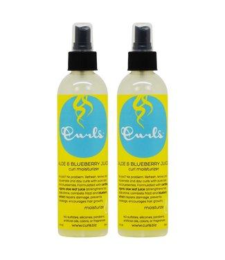 CURLS Aloe & Blueberry Juice Curl Moisturizer (8oz)