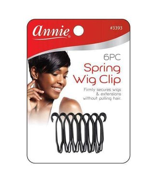 ANNIE Spring Wig Clips