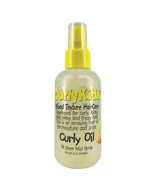 CURLY KIDS Kids Curly Oil Sheen mist spray (4.6oz)