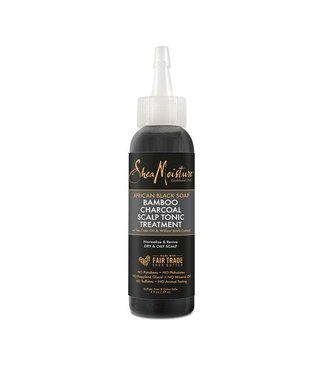 SHEA MOISTURE ABS Bamboo/Charcoal Scalp Treatment Tonic